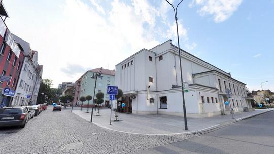 Kino K3 Bohumín - Zobrazit virtuální prohlídku