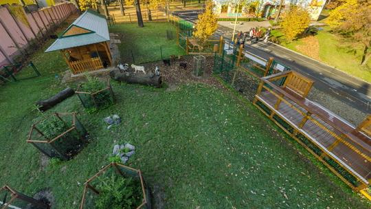 Mauglího ranč - Zobrazit virtuální prohlídku