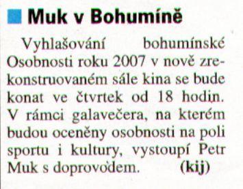 Muk v Bohumíně - Zvětšit